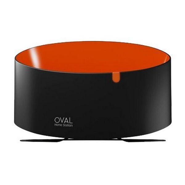 Smart TV TenGO! Station Oval Sort