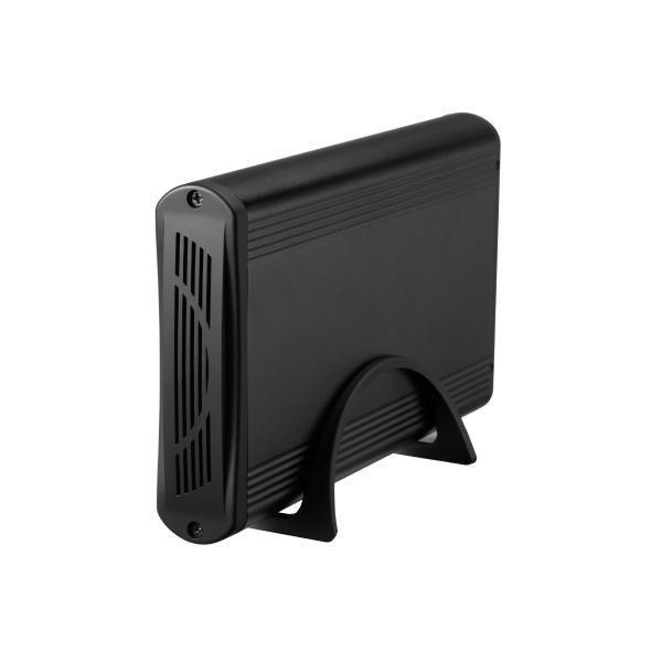 Ekstern Boks TooQ TQE-3518B HD 3.5'''' IDE / SATA II USB 2.0 Sort