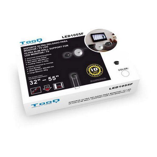 Fastsat TV støtte TooQ LED1055F-B Ultra Slim 32''''-55'''' 50 kg