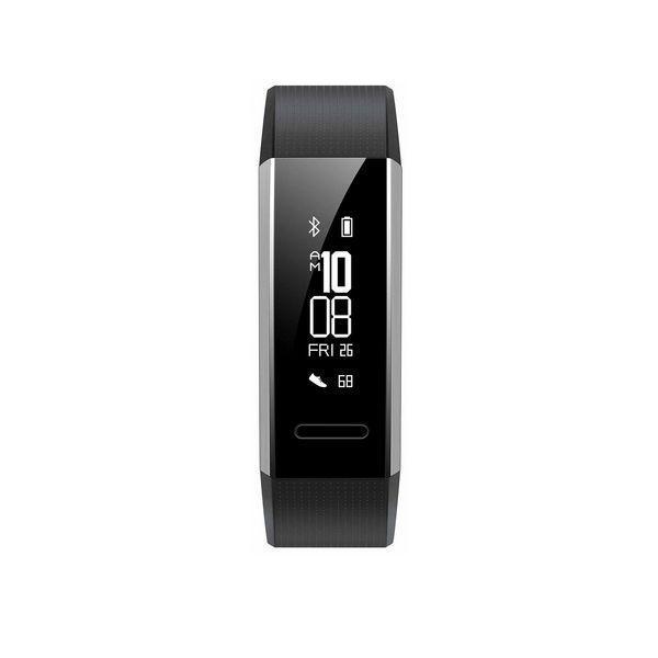 Aktivitetsarmbånd Huawei 2 PRO 100 mAh Sort