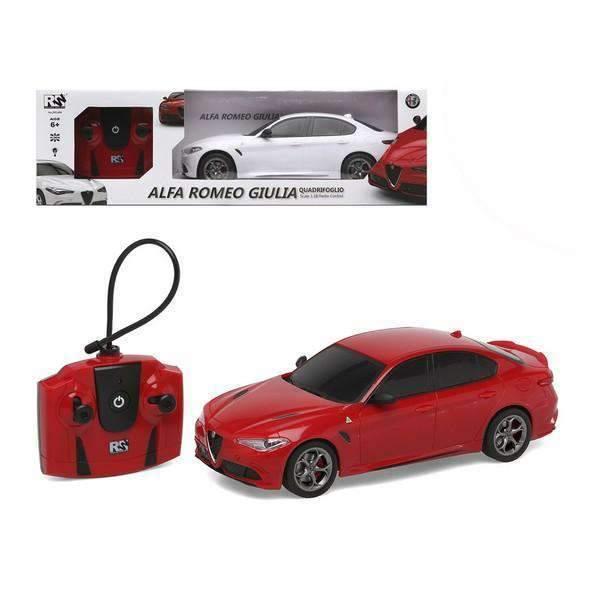 Fjernbetjent Bil Alfa Romeo 75078