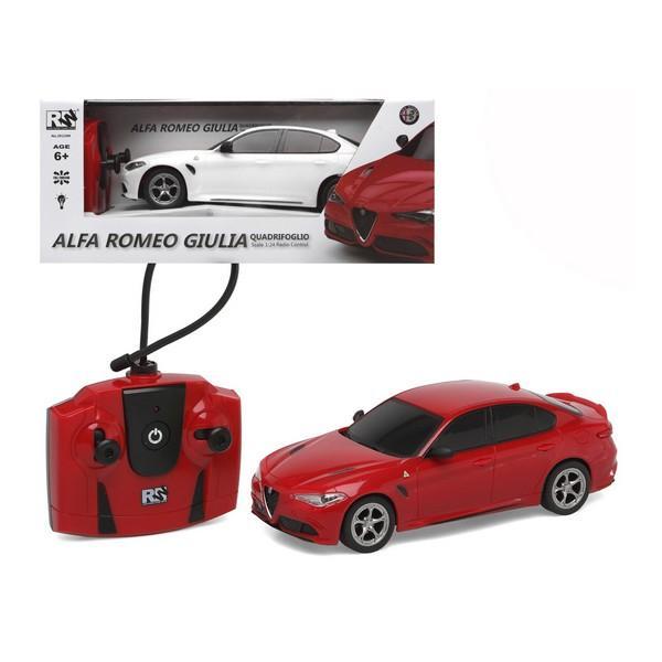 Fjernbetjent Bil Alfa Romeo 75030