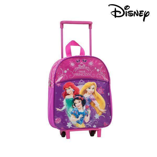 Skolerygsæk med Hjul Disney 9075