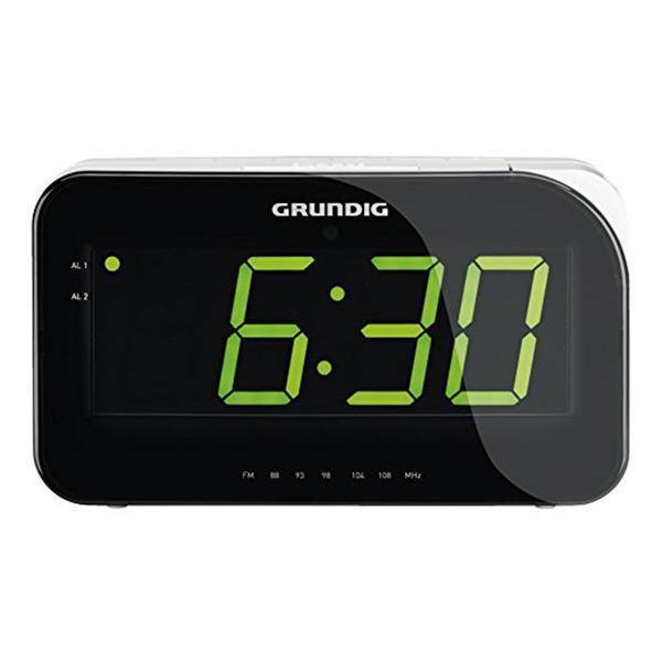 Clockradio Grundig SONOCLOCK 490 FM Sort