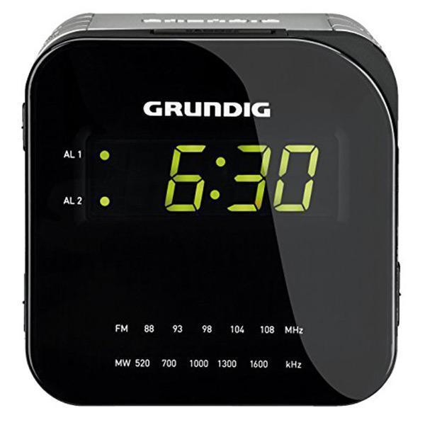 Clockradio Grundig SONOCLOCK 590 FM Sort
