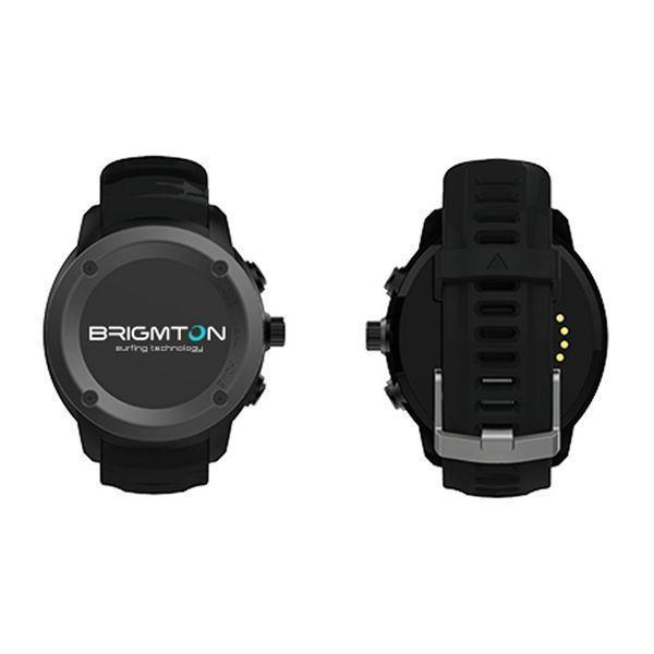 Smartwatch BRIGMTON BWATCH-100GPS-N 1,3'''' LCD Bluetooth Sort