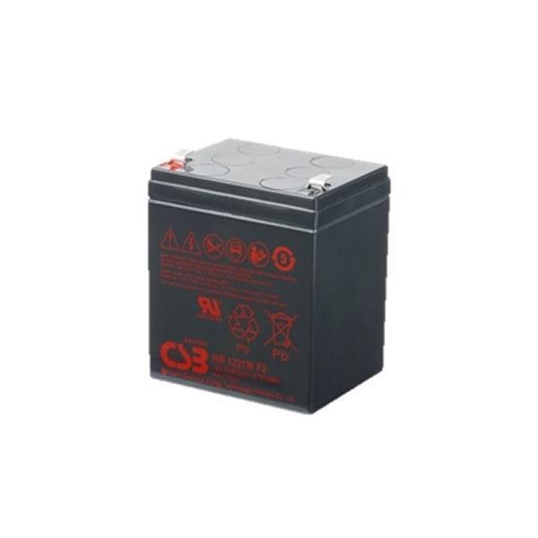 SAI batteri Salicru 013AB-195 12 V 5 Ah