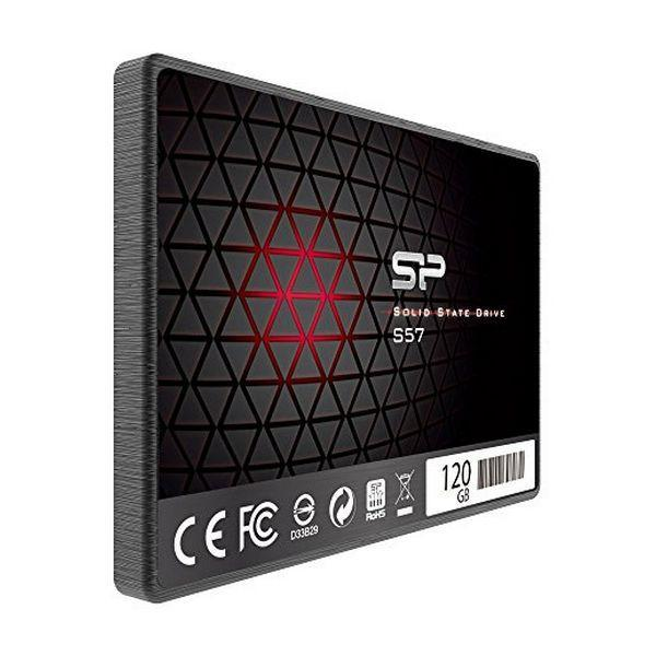 Harddisk Silicon Power S57 2.5'''' SSD 120 GB 7 mm Sata III