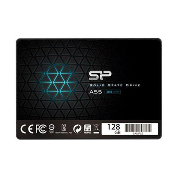 Harddisk Silicon Power IAIDSO0184 128 GB SSD 2.5'''' SATA III