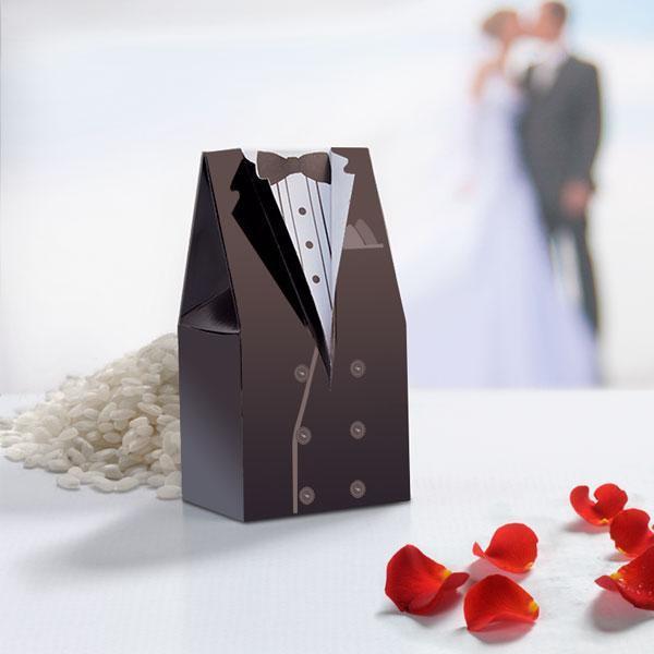 Bryllup Detalj Poser (10-pak)
