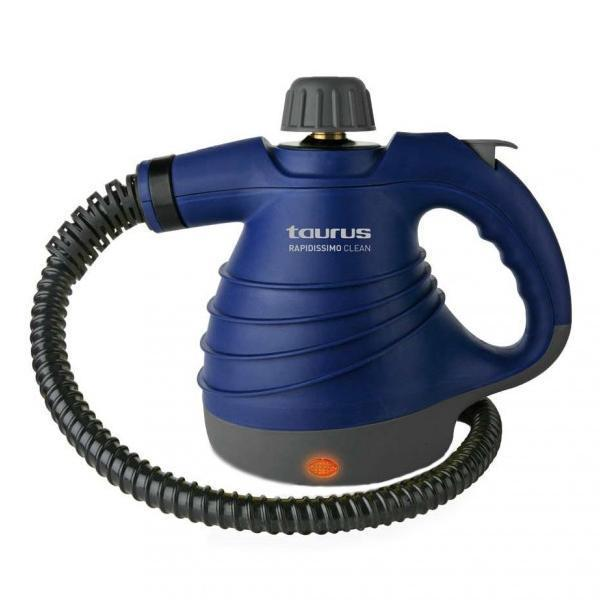 Damprenser Taurus Rapidissimo Clean New 3 bar 0,350 L 1050W Blå