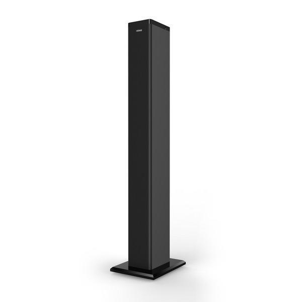 Bluetooth-lydtårn BRIGMTON BTW-60-N 60W USB / NFC Sort