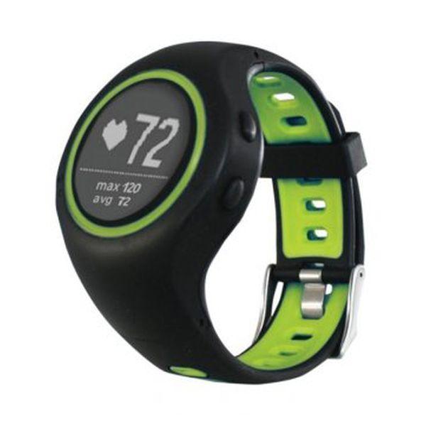 Smart Watch med skridttæller Billow XSG50PROGP 280 mAh Bluetooth 4.1 GPS Grøn
