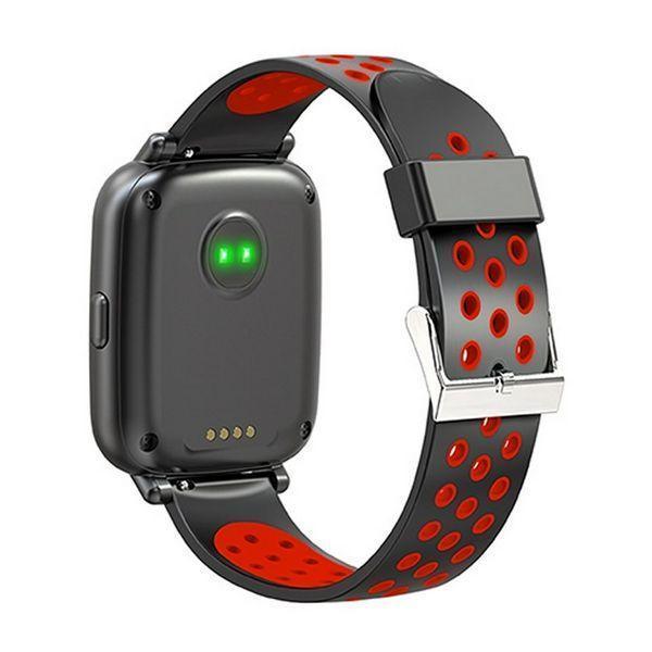Smartwatch Billow XS35BR 1,44'''' IPS Bluetooth Rød