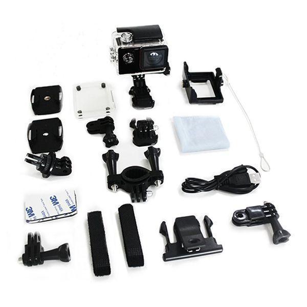 Sportskamera Billow MVICAV0093 XS550PROB 4K 16MPx Sort