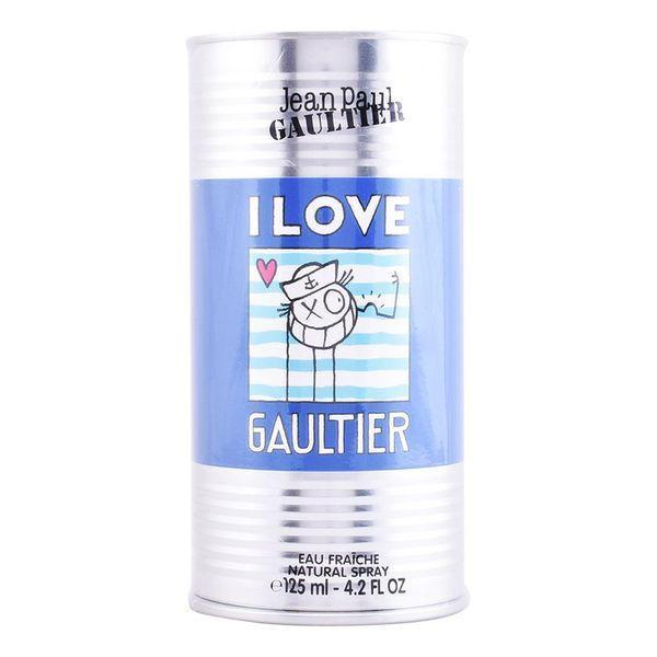 Herreparfume Le Male I Love Jean Paul Gaultier EDC (125 ml)