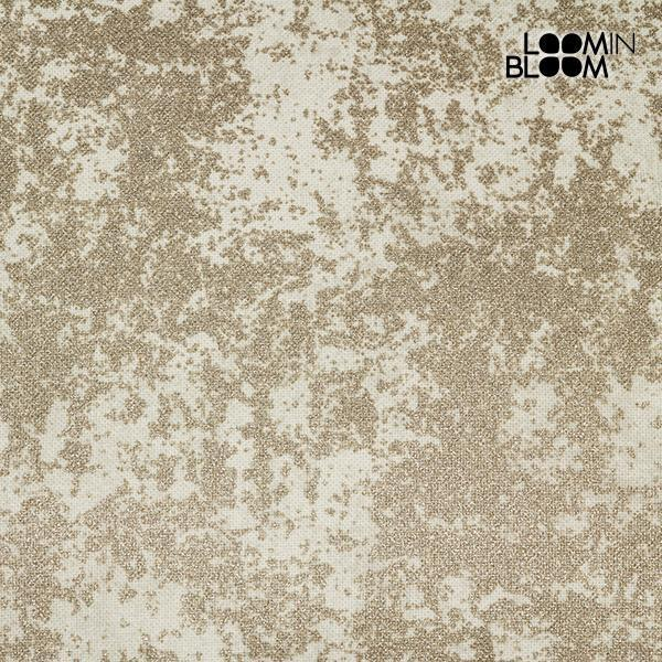 Puf Champagne (90 x 90 x 25 cm) by Loom In Bloom