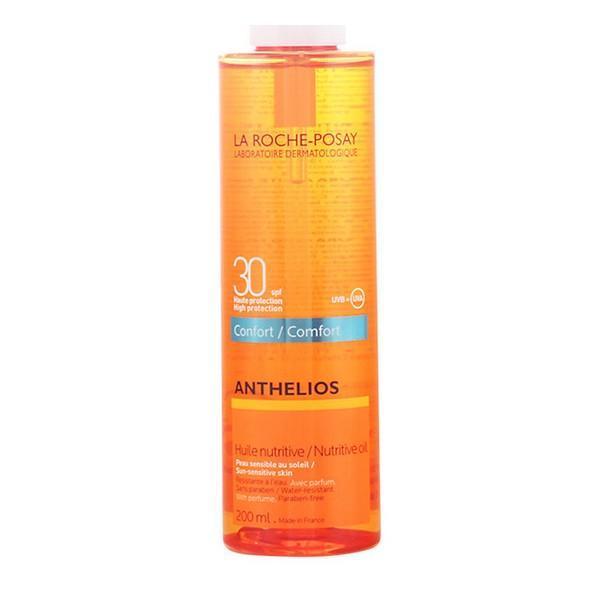 Beskyttende Olie Anthelios Xl Confort La Roche Posay Spf 30 (200 ml)