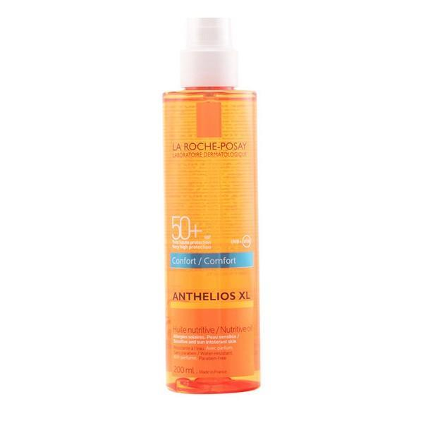 Beskyttende Olie Anthelios Xl Invisible La Roche Posay Spf 50 (200 ml)