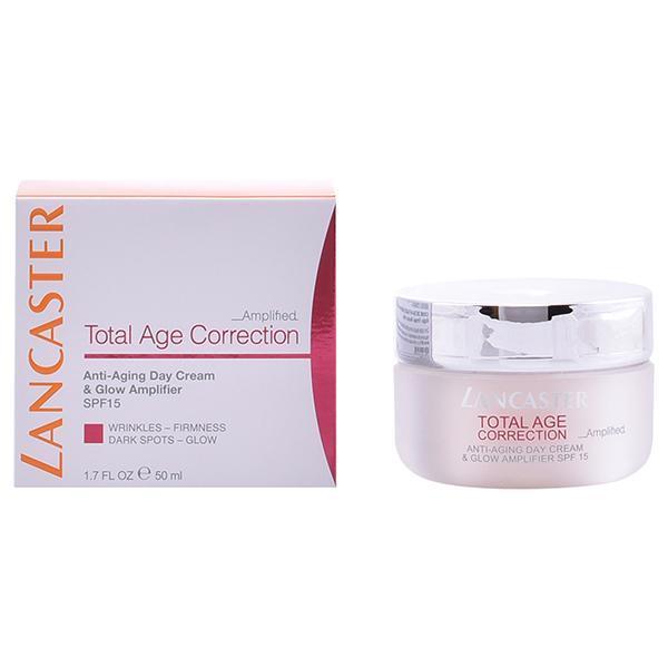 Anti-Age Dagcreme Total Age Correction Lancaster Spf 15 (50 ml)