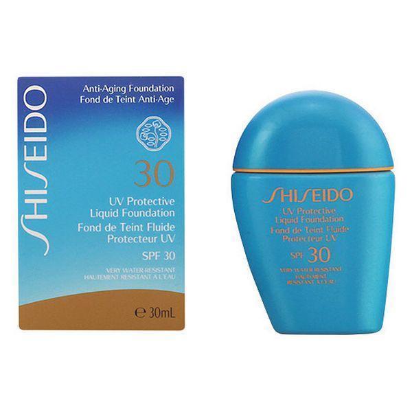 Flydende Makeup Foundation Sun Protection Shiseido 97200