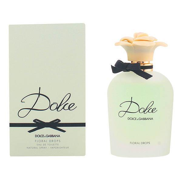 Dolce & Gabbana - DOLCE FLORAL DROPS edt vaporizador 75 ml
