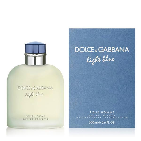 Herreparfume Light Blue Homme Dolce & Gabbana EDT