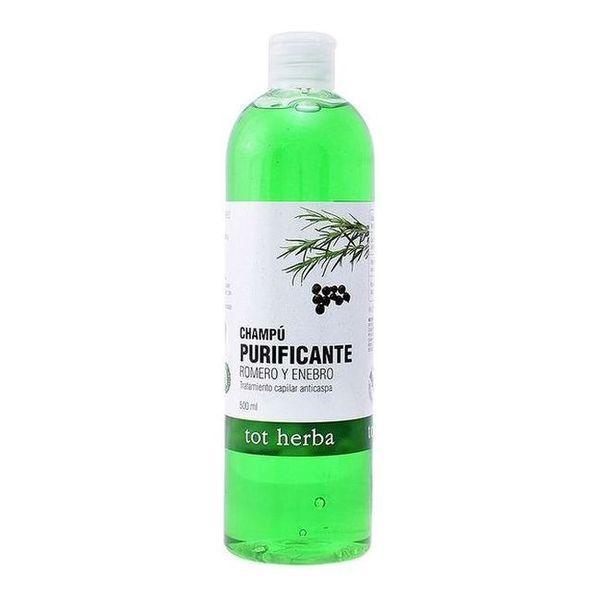 Anti-skæl Shampoo Tot Herba (500 ml)