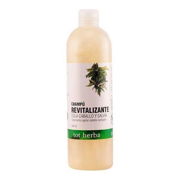 Forfriskende Shampoo Tot Herba (500 ml)