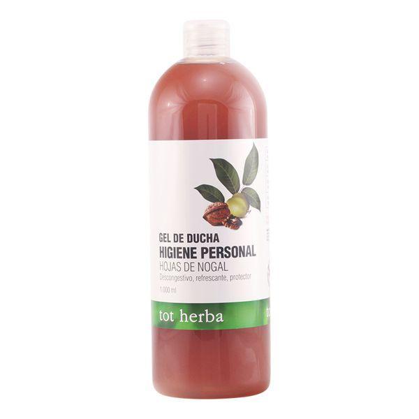 Shower gel Hojas De Nogal Tot Herba (1000 ml)