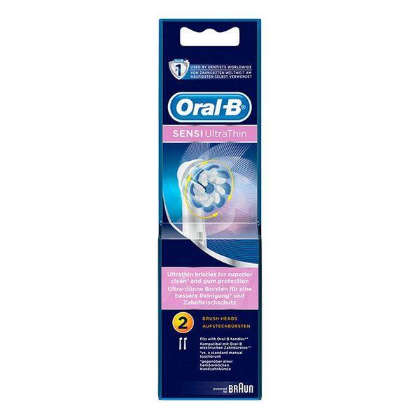 Ekstra til elektrisk tandbørste Sensi Ultrathin Clean Oral-B