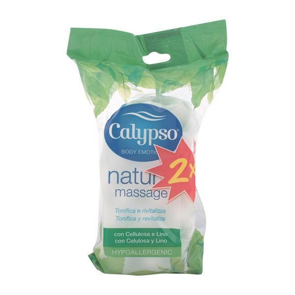 Svamp til Kroppen Natur Massage Calypso (2 pcs)