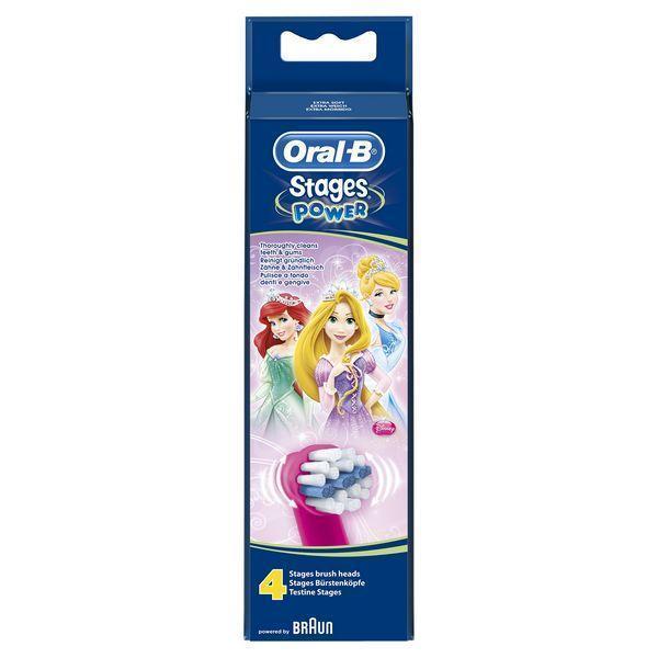 Ekstra til elektrisk tandbørste Oral-B EB10-3 Stage Power