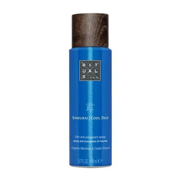 Spray Deodorant Samurai Rituals (200 ml)
