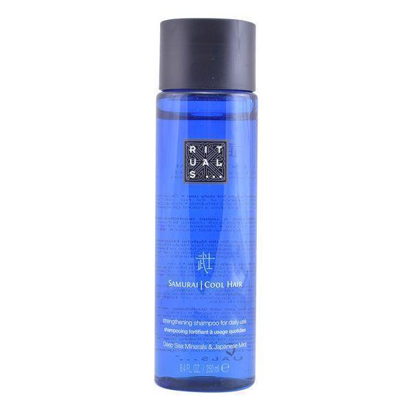 Styrkende Shampoo Samurai Bath & Body Rituals (250 ml)