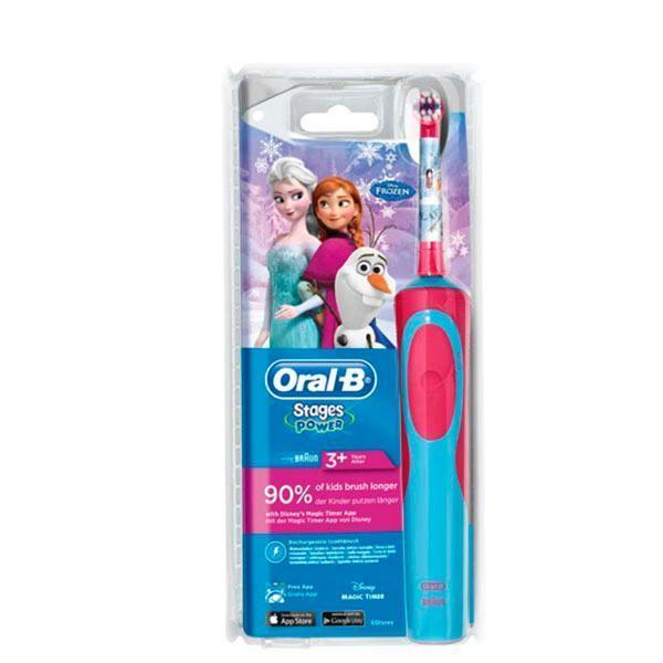 Elektrisk tandbørste Oral-B Frozen