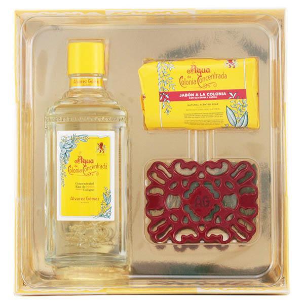 Parfume sæt til Unisex Alvarez Gomez (3 pcs)