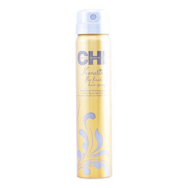 Normal hold hårspray Chi Keratin Farouk (74 g)