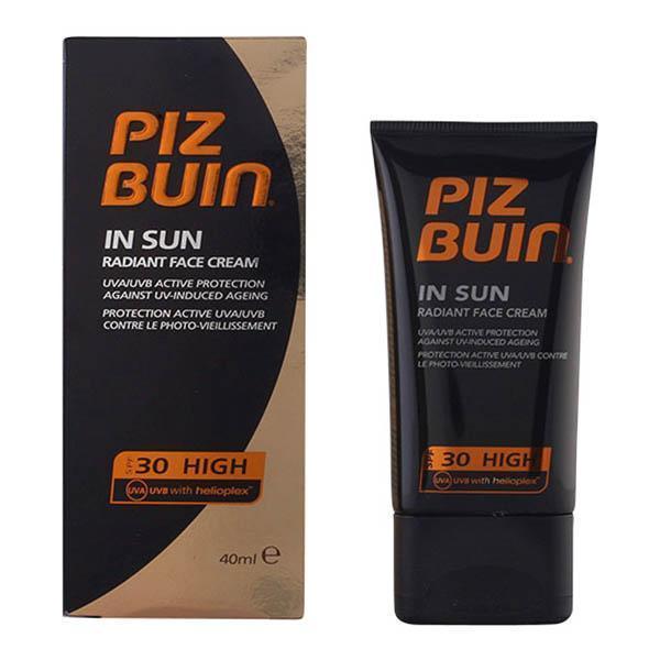 Piz Buin - PIZ BUIN IN SUN radiant face cream SPF30 40 ml