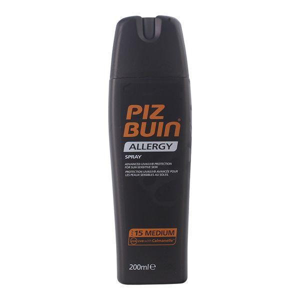 Solcreme spray Allergy Piz Buin Spf 15 (200 ml)