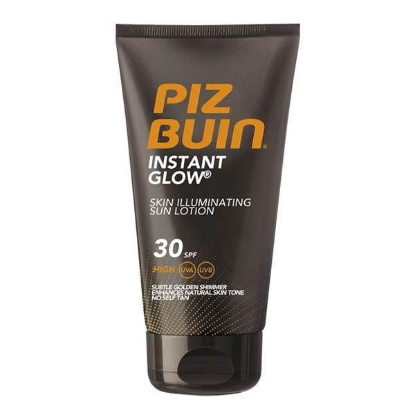 Solbeskyttelsee - lotion Instant Glow Piz Buin (150 ml)