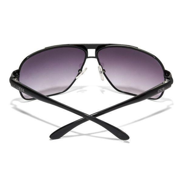 Solbriller til mænd Guess GU6512BLK3566