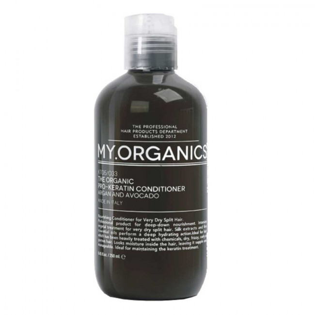 My.Organics The Organic Pro-Keratin Conditioner, 250 ml