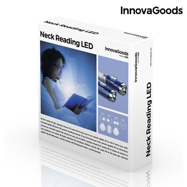 Nakke LED Læselys