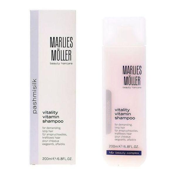 Nærende shampoo Pashmisilk Marlies Möller