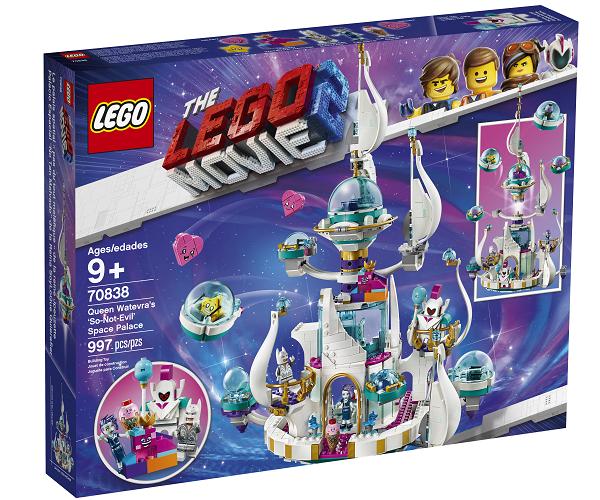 """Dronning Jakablis """"slet ikke onde"""" rumpalads - 70838 - LEGO Movie 2"""