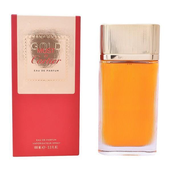 Dameparfume Must Gold Cartier EDP (100 ml)