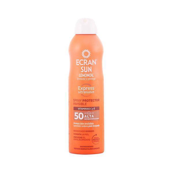 Solcreme spray Ecran SPF 50 (250 ml)