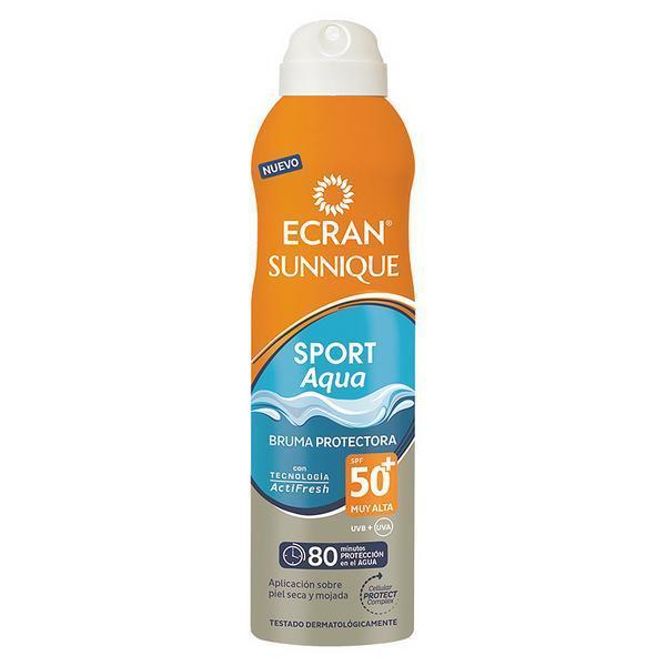 Solbeskyttelse - spray Sport Aqua Ecran (250 ml)