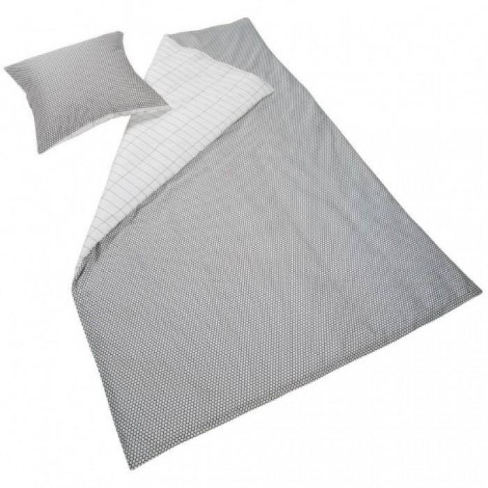 Tile stone sengetøj (140×220 cm)